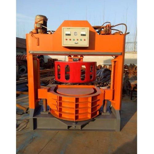 水泥U型槽设备操作视频 全自动U型槽设备加工视频 金顺