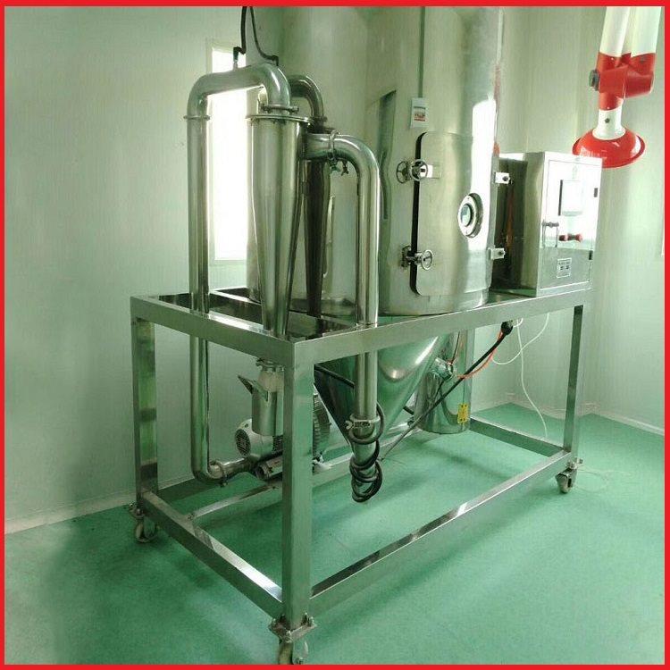 常州步群 涂料高速离心干燥机定制 喷雾烘干机厂商