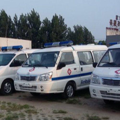 大型私人救护车 小型救护车品牌 豫康辉 120救护车直销