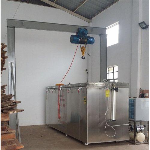 全自动木纹碳化机厂 木纹碳化机生产 惜木烘干设备