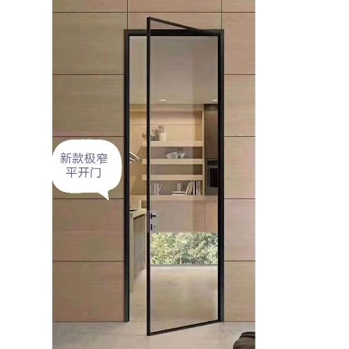 单包平开门定做 厕所门单包平开门订做 皇景门窗