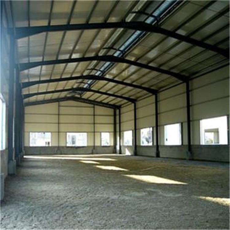汉中专业钢结构厂房制作 型号全价格优