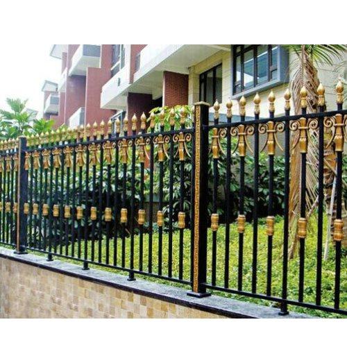 定制铝合金护栏厂 新款铝合金护栏供应 福昂金属