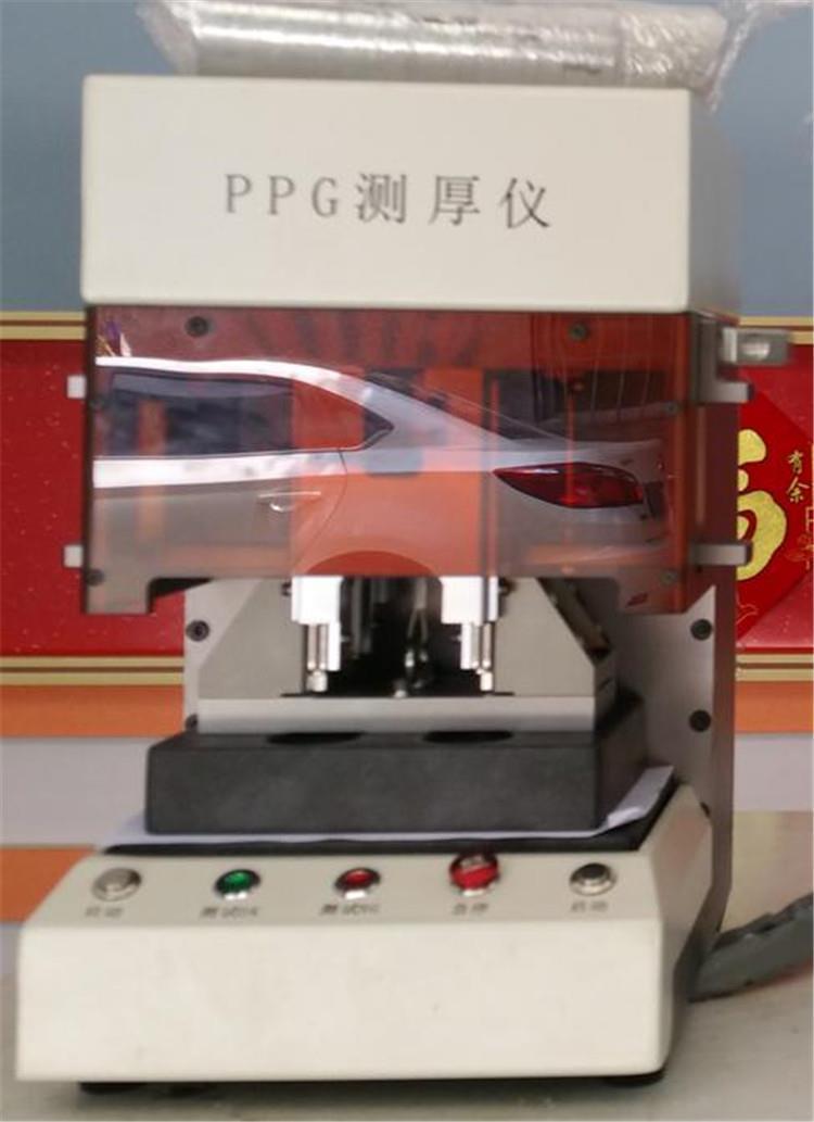 软包电池PPG测厚仪