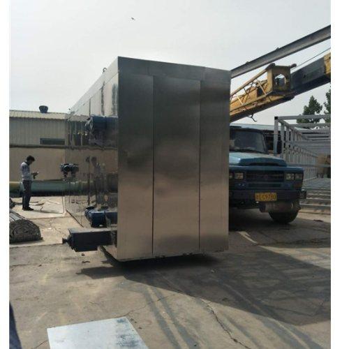 畜禽粪便一体化处理设备 菲斯特 大型畜禽粪便一体化处理设备公司
