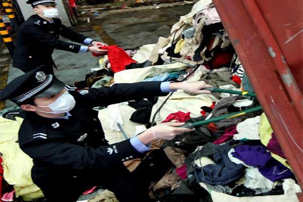 青島處理服裝銷毀規定 運營正規