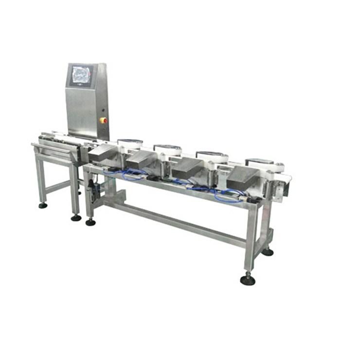 烘焙重量分选称设备 永谐检测设备 罐头重量分选称