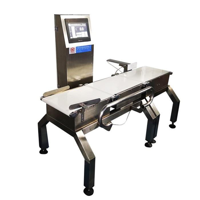 标准型重量分拣机供应商 永谐检测设备 定量重量分拣机供应商