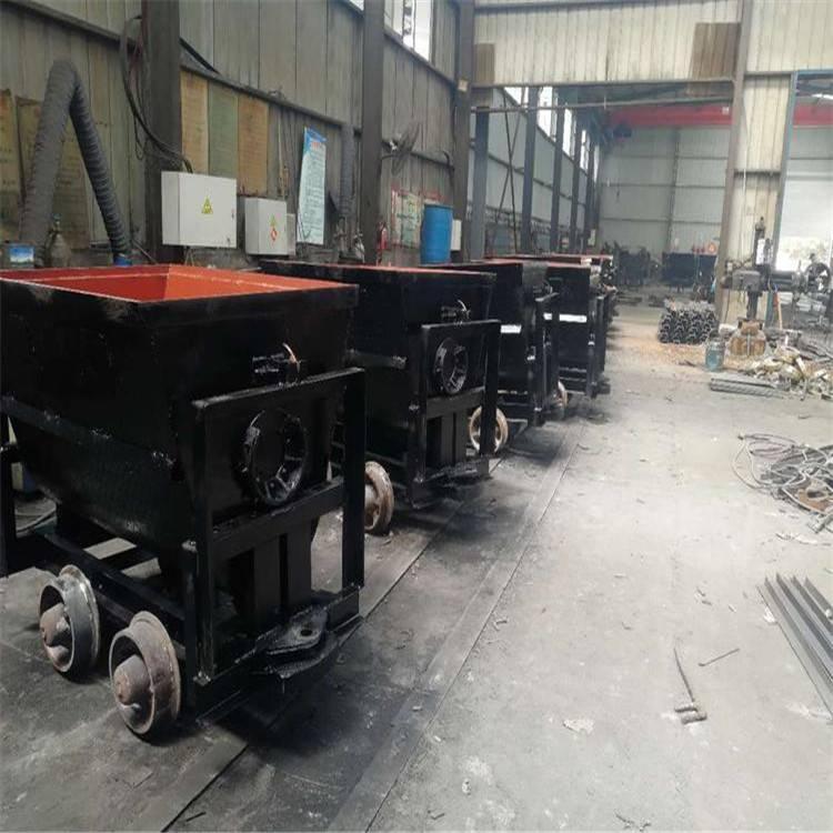 铭科批发3吨矿车煤矿用矿车配件MLC20-6材料车