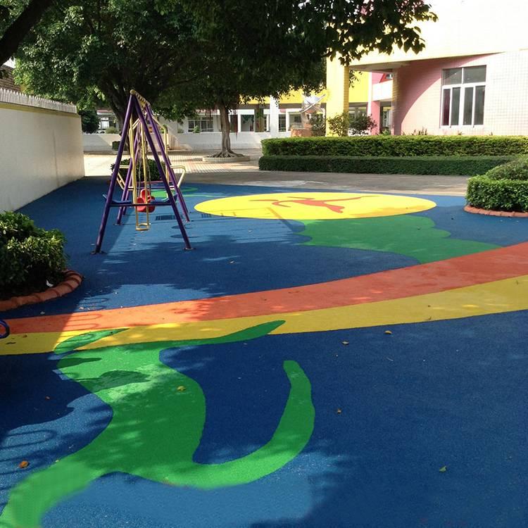 增城儿童公园epdm地垫厂家定制方案