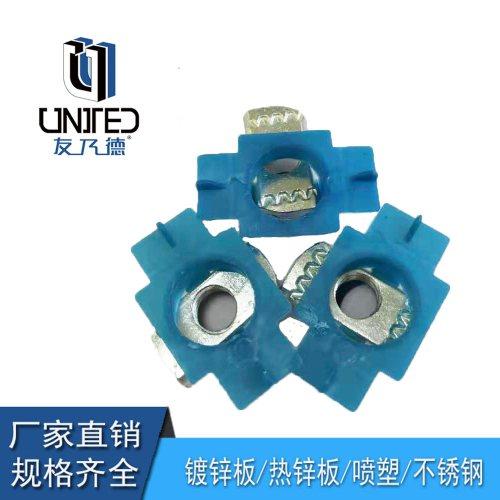 成品支架供应 连接件成品支架工厂 友乃德 槽钢成品支架生产