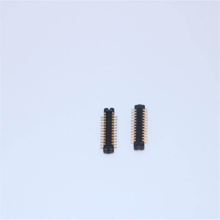 替代BM10B(0.8)-10DP-0.4公座 10 24 30 40 50 60PIN贴片广濑板对板连接器