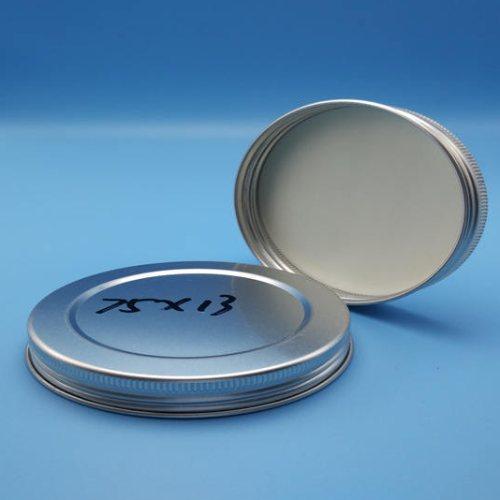 螺纹铝盖定制 新锦龙 圆形铝盖直销 铝盖