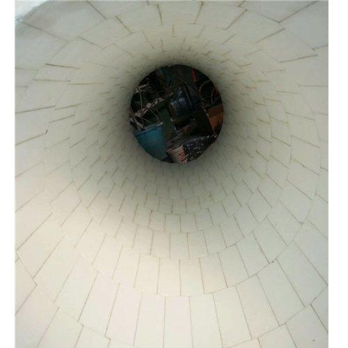 高密度陶瓷衬板施工 坤宁橡塑 三合一陶瓷衬板订制