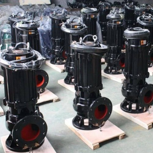 防爆潜污泵参数 铸铁潜污泵 高温潜污泵配件 万宇泵业