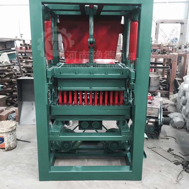 全自动混凝土砌块砖机 液压免烧砖机  水泥空心制砖机