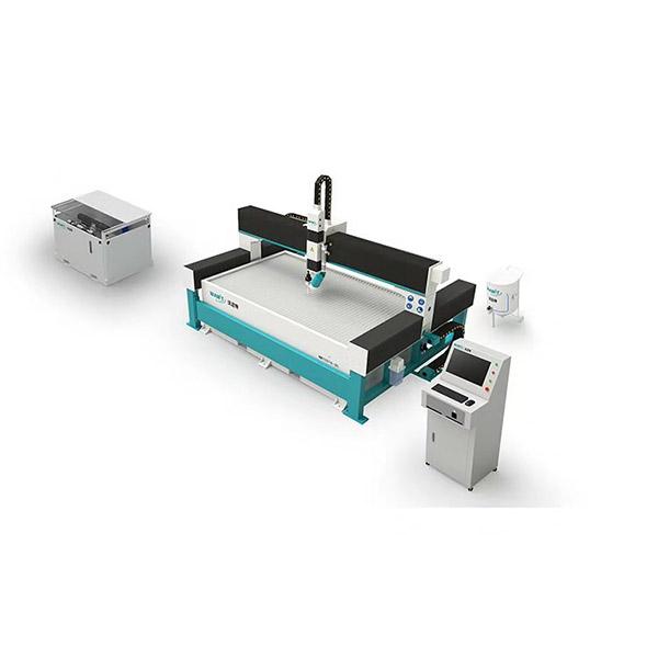 家电玻璃水刀切割机定制 大理石水刀切割机生产商 沃迈数控