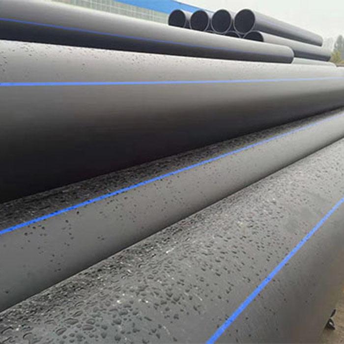 PE管 国标PE管直销 HDPE管加工 启成管业