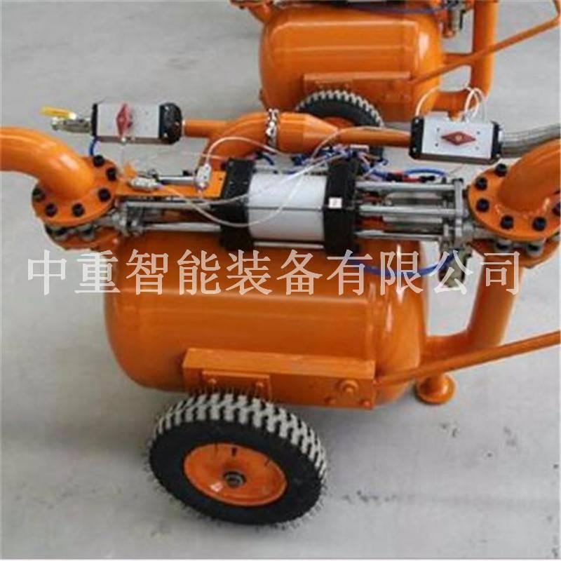 QYF10-20气动清淤排污泵品质优良QYF10-20气动清淤排污泵