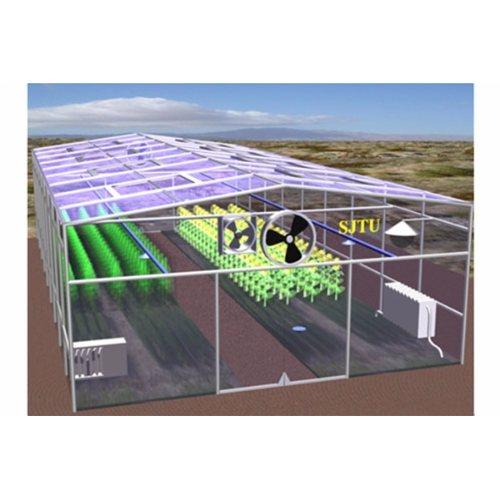 瑞青 阳光板智能温室建设 生态智能温室怎么样