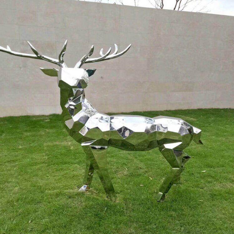 不锈钢雕塑专业定制 腾艺雕塑 济宁不锈钢雕塑专业定制