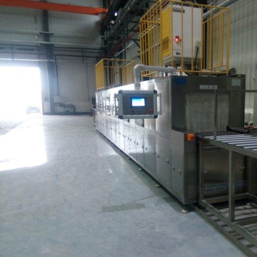 工业通过式高压喷淋清洗机定制 甘肃通过式高压喷淋清洗机 亚世特