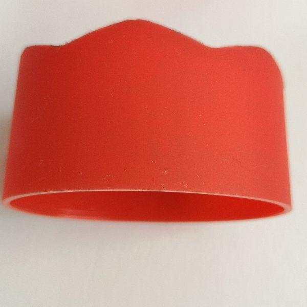 硅胶杯套 玻璃杯硅胶杯套定制 丹麦壶硅胶杯套供应 晨光橡塑