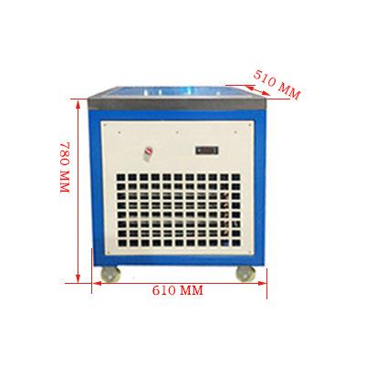 厂家直销硅胶产品冷冻设 模具冷冻机 硅胶制品冷冻设备