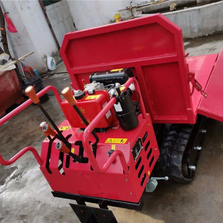 小型履带运输车图片 手扶履带运输车生产商 昌吉