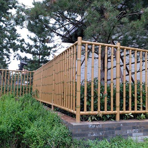 不锈钢篱笆竹节管厂商 优质不锈钢篱笆竹节管 弘更
