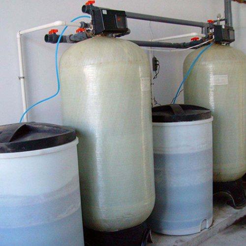 大型软化水设备厂商 合肥蓝化 自动软化水设备厂商