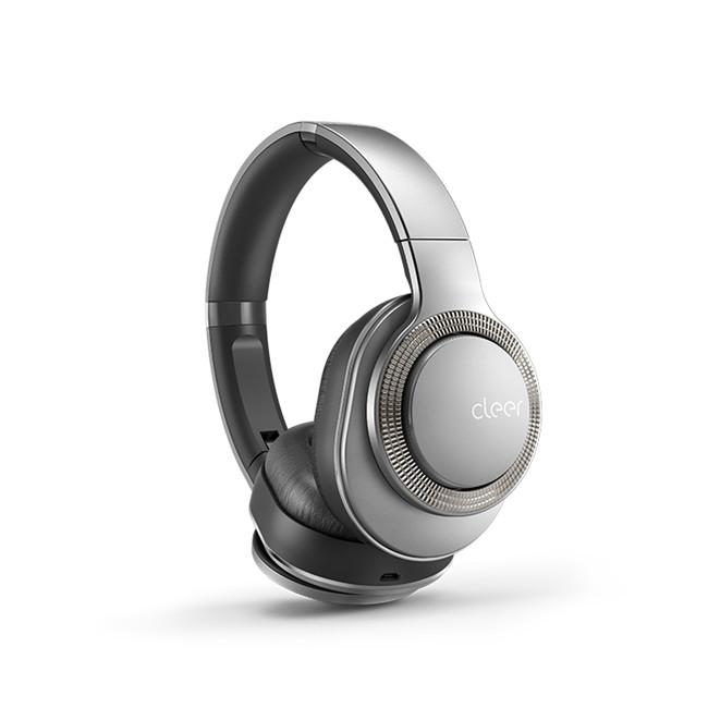 FlowCleer折叠设计耳机 FlowCleer智能播放耳机