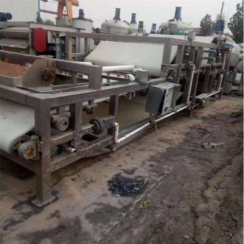 污泥压滤机型号 东都机械 带式压滤机质量好 环保小型压滤机参数