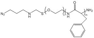 PPHE-PEG-N3 叠氮-聚乙二醇-聚苯丙氨酸