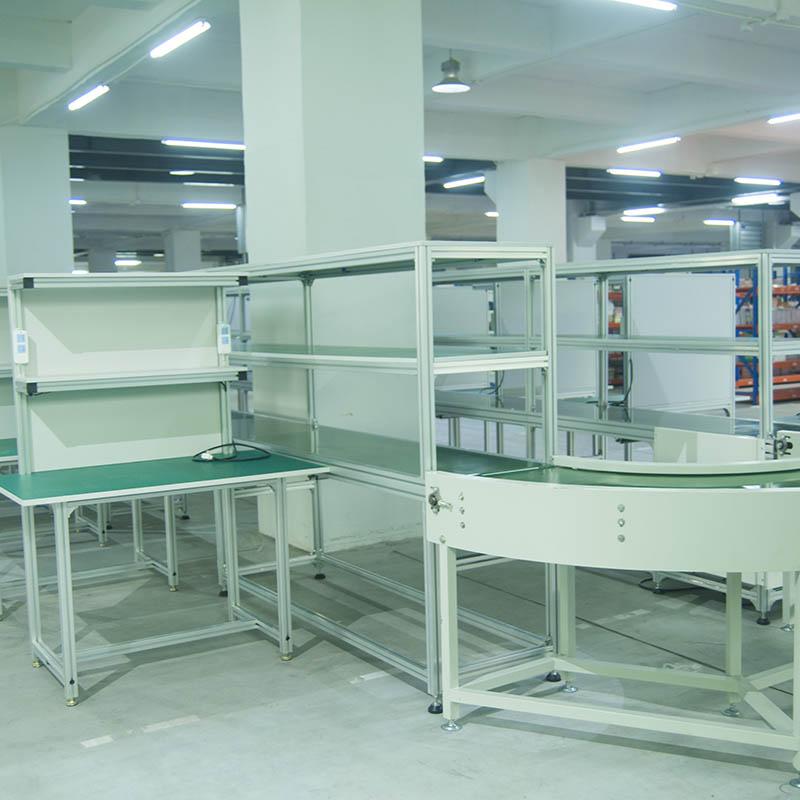 厂家直销 自动流水线 流水线带工作台 自动化生产线