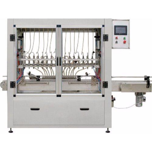 恒鲁机械 生产润滑油灌装机品牌 销售润滑油灌装机用途