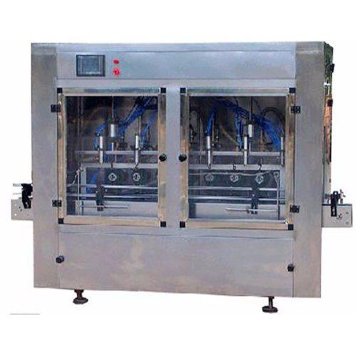 定制润滑油灌装机规格 恒鲁机械 供应润滑油灌装机供应商