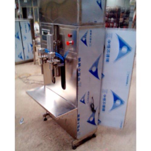 生产半自动润滑油灌装机品牌 恒鲁机械