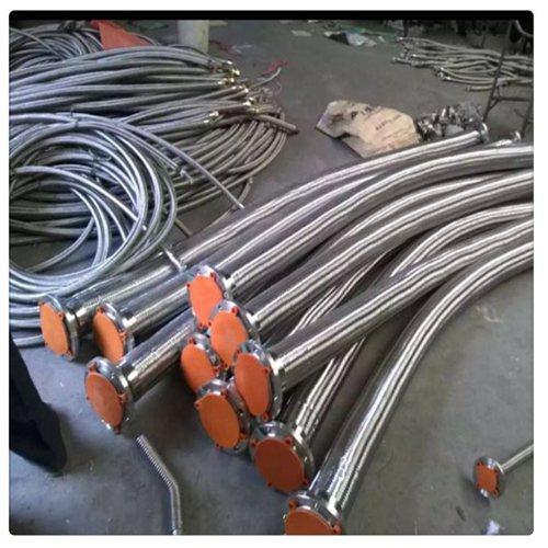 宇星 不锈钢金属软管批发 耐高温不锈钢金属软管