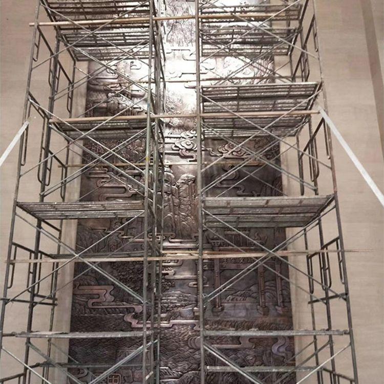 烟台锻铜浮雕哪里做的最好 恒达雕塑 锻铜浮雕供应厂家