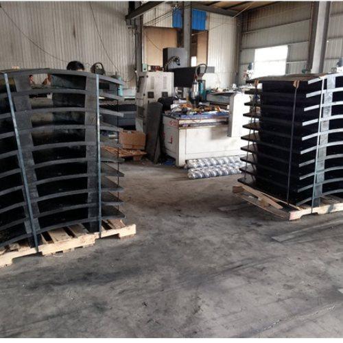 煤矿煤仓尼龙衬板 ketong/科通 含油耐磨煤仓尼龙衬板非标定制