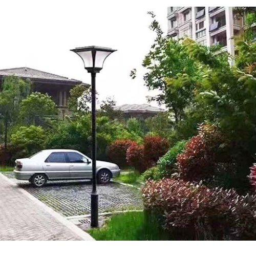 新型太阳能庭院灯批发 小区太阳能庭院灯品牌 玉盛