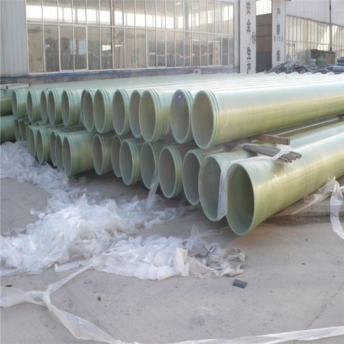 玻璃钢夹砂管道定型定制 铭信 优质玻璃钢夹砂管道公司