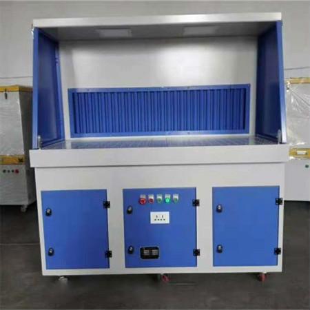 重庆吸尘打磨工作台 端达专业生产可按要求订做