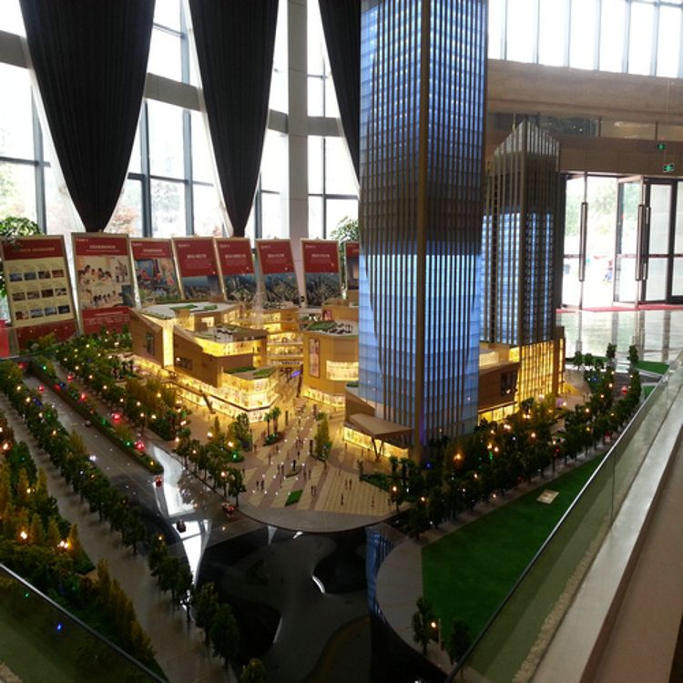 金雕 商业模型 重庆商业模型公司 商业模型定制