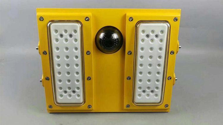 防爆LED泛光灯SZSW8120-100W摄像头LED防爆照明灯