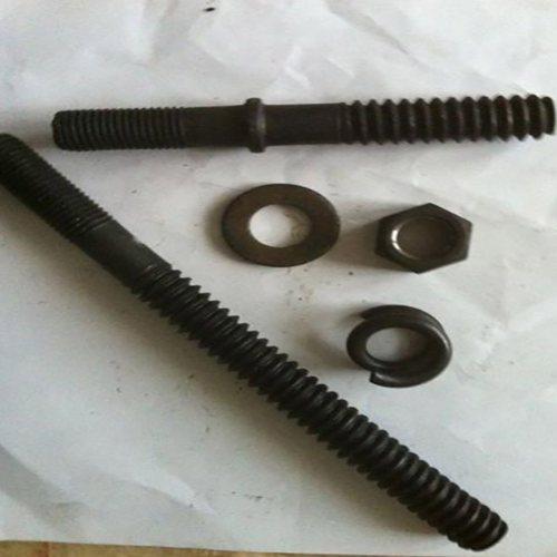 轨枕螺旋道钉规格齐全 山桥工务器材 螺旋道钉批发商