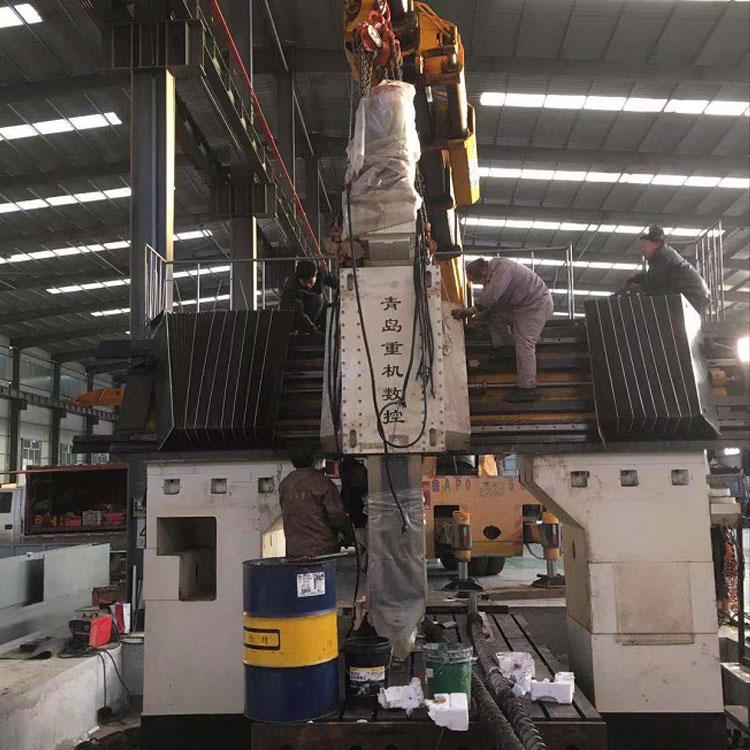 潍坊设备吊装搬迁公司 君旺起重 滨州设备吊装搬迁公司