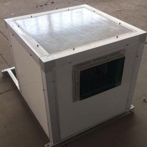 柜式离心排烟风机箱报价 柜式离心排烟风机箱 傲中空调设备