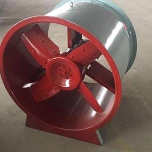 山东傲中空调设备 双速II轴流风机 噪声低轴流风机什么品牌